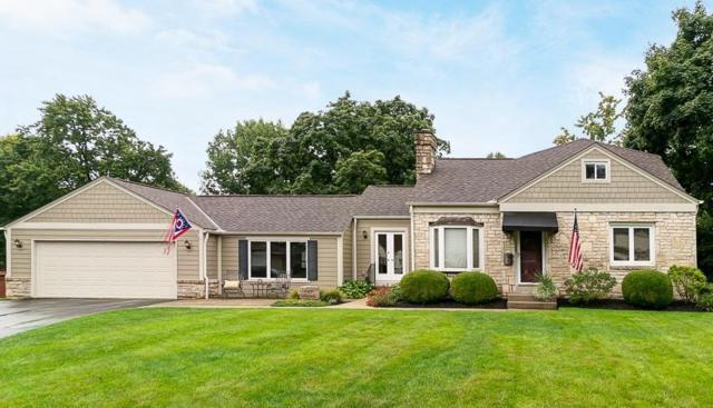1477 College Hill Drive, Upper Arlington, OH 43221 (MLS #218036485) :: Berkshire Hathaway HomeServices Crager Tobin Real Estate