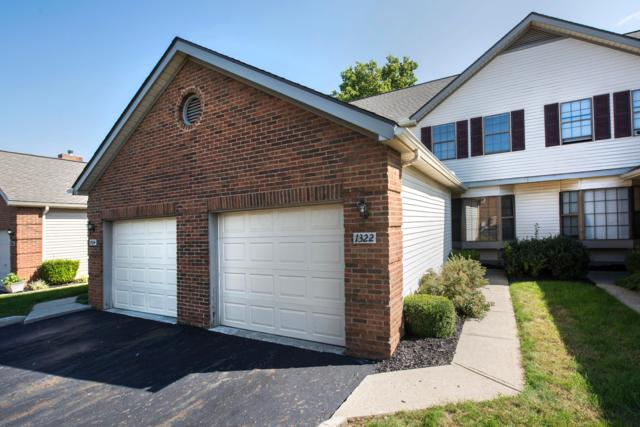 1322 Brookview Circle, Pickerington, OH 43147 (MLS #218036767) :: The Mike Laemmle Team Realty