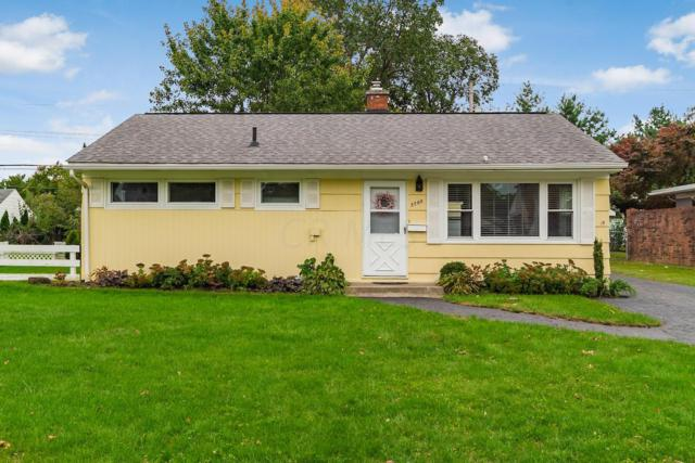 2209 Woodstock Road, Columbus, OH 43221 (MLS #218037081) :: Berkshire Hathaway HomeServices Crager Tobin Real Estate