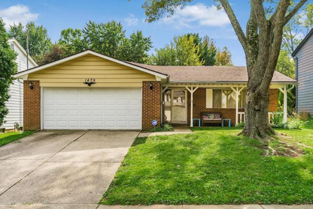 1479 Bolenhill Avenue, Columbus, OH 43229 (MLS #218037238) :: RE/MAX ONE