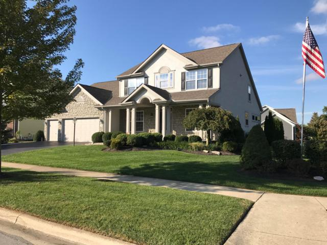 3706 Pine Bank Drive, Powell, OH 43065 (MLS #218038525) :: Signature Real Estate