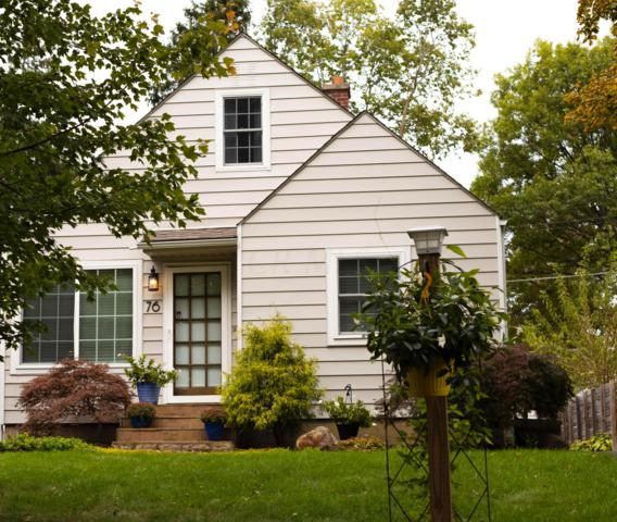 76 E Beechwold Boulevard, Columbus, OH 43214 (MLS #218039658) :: Berkshire Hathaway HomeServices Crager Tobin Real Estate