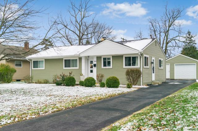 1993 Kentwell Road, Columbus, OH 43221 (MLS #218040804) :: Berkshire Hathaway HomeServices Crager Tobin Real Estate