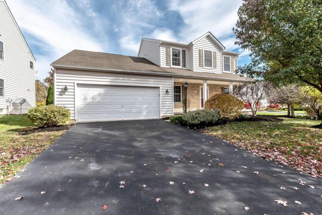 7197 Eventrail Drive, Powell, OH 43065 (MLS #218040948) :: Exp Realty