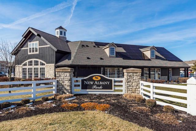7023 Monarchos Drive, New Albany, OH 43054 (MLS #218041896) :: Brenner Property Group | KW Capital Partners