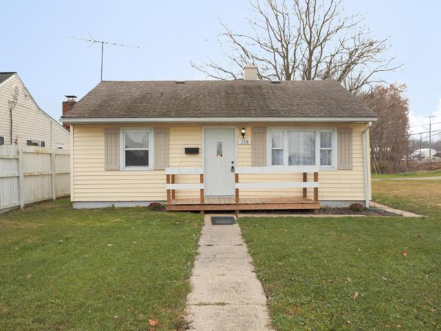 338 Wyandotte Street, Lancaster, OH 43130 (MLS #218042044) :: RE/MAX ONE