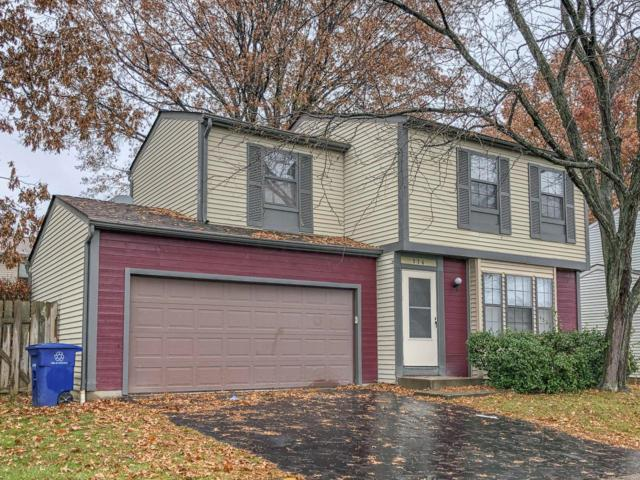 916 Pebble Lane Drive #35, Columbus, OH 43085 (MLS #218042279) :: RE/MAX ONE