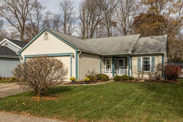5120 Wagon Wheel Lane, Gahanna, OH 43230 (MLS #218042360) :: Berkshire Hathaway HomeServices Crager Tobin Real Estate