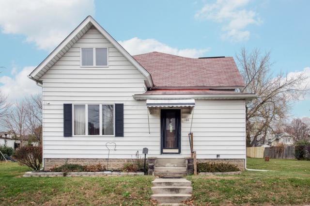 180 W Columbus Street, Pickerington, OH 43147 (MLS #218042731) :: Berkshire Hathaway HomeServices Crager Tobin Real Estate