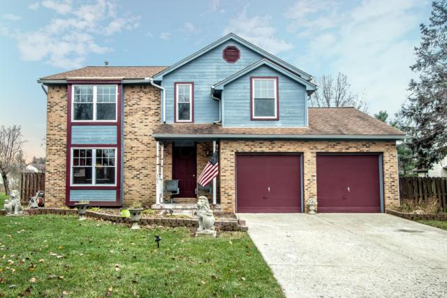 507 Beaverbrook Drive, Gahanna, OH 43230 (MLS #218043011) :: Berkshire Hathaway HomeServices Crager Tobin Real Estate