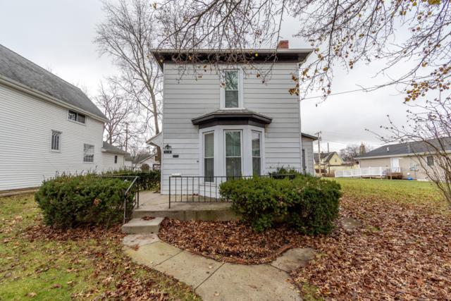 316 W 8th Street, Marysville, OH 43040 (MLS #218043746) :: The Clark Group @ ERA Real Solutions Realty