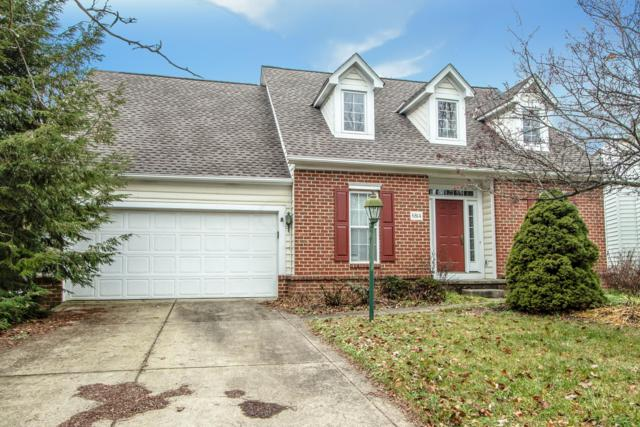 6814 Peachtree Circle, Westerville, OH 43082 (MLS #218043994) :: Signature Real Estate