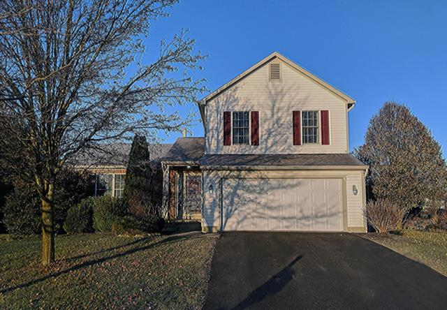 6358 Hilmar Drive, Westerville, OH 43082 (MLS #218044062) :: Signature Real Estate
