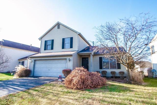 2341 Yagger Bay Drive, Hilliard, OH 43026 (MLS #218044121) :: The Clark Group @ ERA Real Solutions Realty