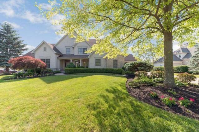 8219 Campden Lakes Boulevard, Dublin, OH 43016 (MLS #218044447) :: The Clark Group @ ERA Real Solutions Realty