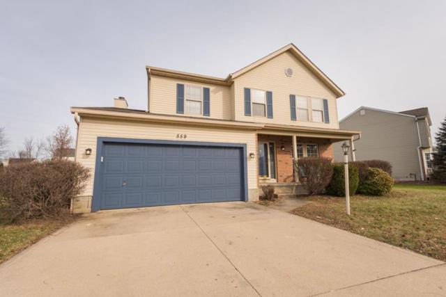 559 Rambling Brook Drive, Pickerington, OH 43147 (MLS #218044551) :: The Clark Group @ ERA Real Solutions Realty