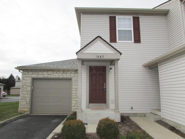 1663 Blackhorse Lane, Hilliard, OH 43026 (MLS #218044574) :: The Clark Group @ ERA Real Solutions Realty