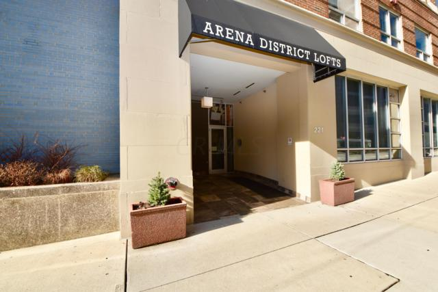 221 N Front Street #202, Columbus, OH 43215 (MLS #218044821) :: The Raines Group
