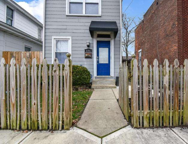 696 S 9th Street, Columbus, OH 43206 (MLS #219000510) :: Brenner Property Group | KW Capital Partners