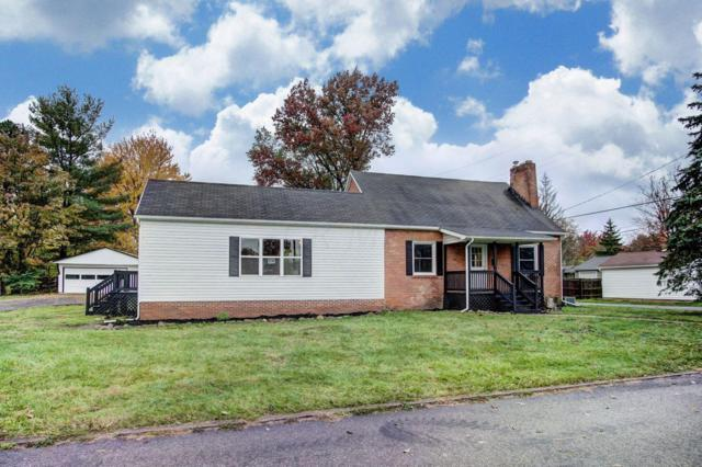 521 Mulberry Street, Marysville, OH 43040 (MLS #219000987) :: Brenner Property Group | KW Capital Partners
