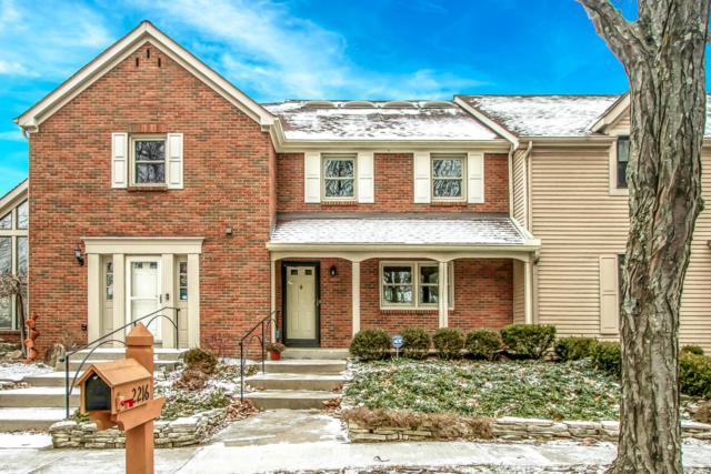 2216 Sandston Road, Upper Arlington, OH 43220 (MLS #219001059) :: Brenner Property Group | KW Capital Partners