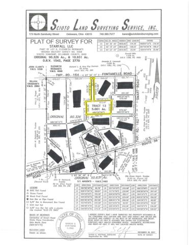 0 Fontanelle Road Tract #13, Ostrander, OH 43061 (MLS #219001150) :: Signature Real Estate