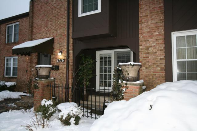 1716 Moravian Street, Columbus, OH 43220 (MLS #219001159) :: Brenner Property Group | KW Capital Partners