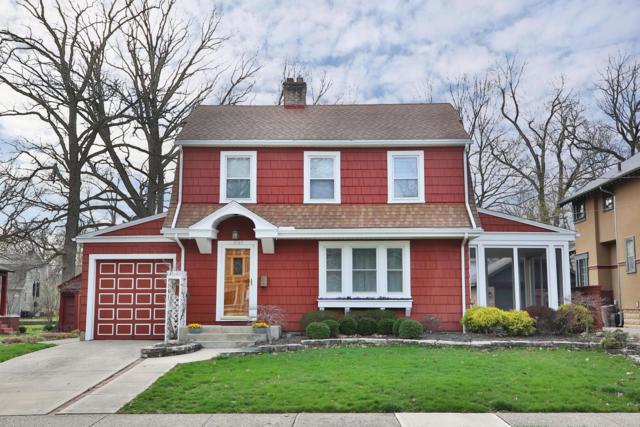 1169 Elmwood Avenue, Grandview Heights, OH 43212 (MLS #219001594) :: Keller Williams Excel