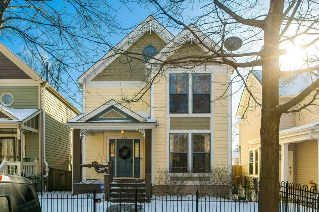 387 W 4th Avenue, Columbus, OH 43201 (MLS #219002019) :: Shannon Grimm & Partners