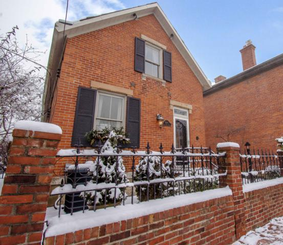 870 S 5th Street, Columbus, OH 43206 (MLS #219002813) :: The Raines Group