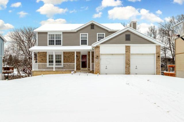 2075 Wayfaring Drive, Reynoldsburg, OH 43068 (MLS #219002986) :: Brenner Property Group   KW Capital Partners