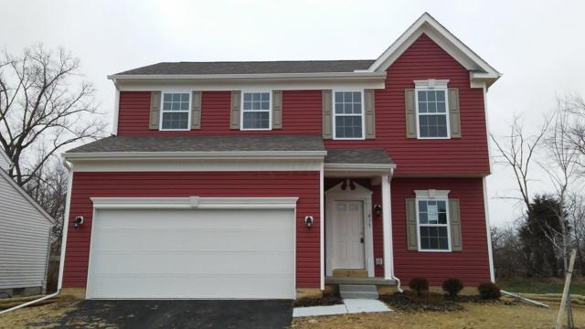 417 Wingate Place #9, Mount Sterling, OH 43143 (MLS #219004142) :: Berkshire Hathaway HomeServices Crager Tobin Real Estate
