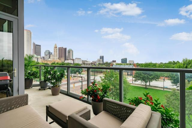 300 W Spring Street #303, Columbus, OH 43215 (MLS #219004303) :: Signature Real Estate