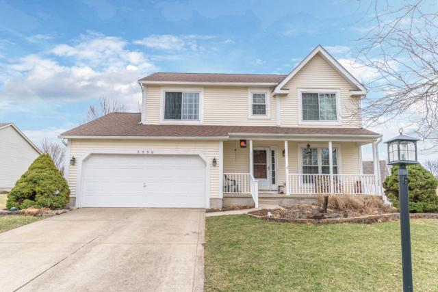 5550 Moonflower Street, Grove City, OH 43123 (MLS #219004308) :: RE/MAX ONE