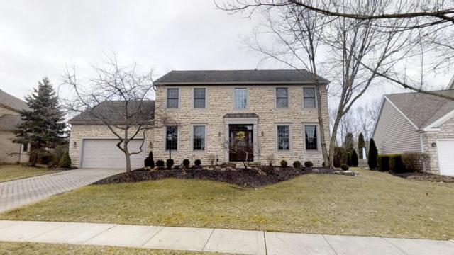 7566 Heatherwood Lane, Dublin, OH 43017 (MLS #219005581) :: The Raines Group