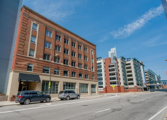 221 N Front Street #502, Columbus, OH 43215 (MLS #219006039) :: Shannon Grimm & Partners
