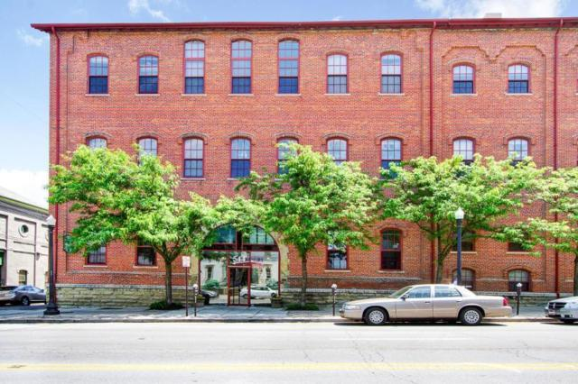 544 S Front Street #317, Columbus, OH 43215 (MLS #219006189) :: Shannon Grimm & Partners