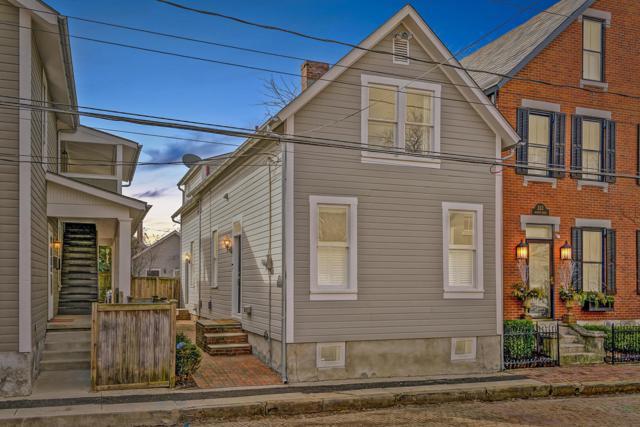 317 Jackson Street, Columbus, OH 43206 (MLS #219006413) :: Signature Real Estate
