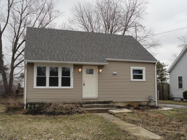 928 Henry Street, Marion, OH 43302 (MLS #219006744) :: Brenner Property Group | Keller Williams Capital Partners