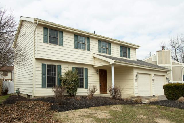 995 Timberbank Drive, Westerville, OH 43081 (MLS #219008199) :: Brenner Property Group | Keller Williams Capital Partners