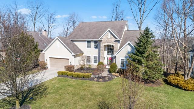 5173 Tralee Lane, Westerville, OH 43082 (MLS #219008411) :: The Raines Group