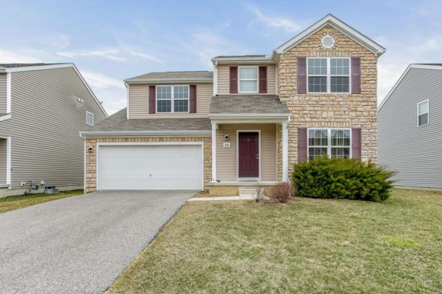 408 Mogul Drive, Galloway, OH 43119 (MLS #219008553) :: The Raines Group