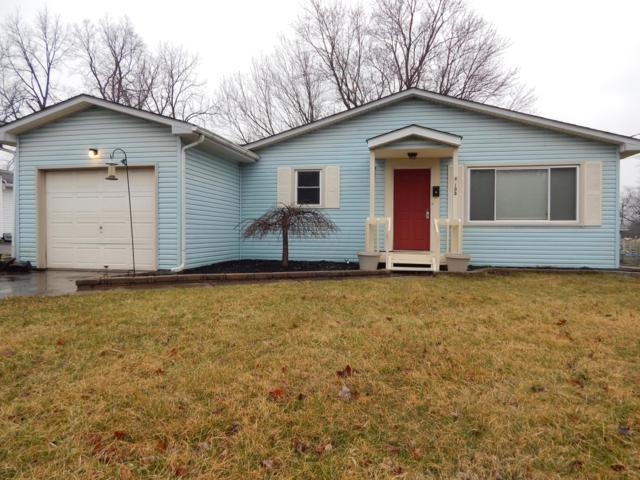 195 S Williams Street, Johnstown, OH 43031 (MLS #219008639) :: The Raines Group