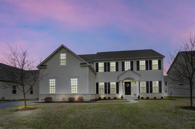 5585 Deergrass Court, Grove City, OH 43123 (MLS #219008752) :: Berkshire Hathaway HomeServices Crager Tobin Real Estate