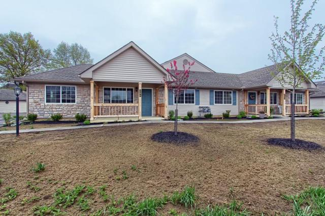 128 Pioneer Circle, Pickerington, OH 43147 (MLS #219009942) :: Brenner Property Group | Keller Williams Capital Partners