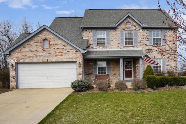 7453 Crossing Place, Lewis Center, OH 43035 (MLS #219010335) :: The Clark Group @ ERA Real Solutions Realty
