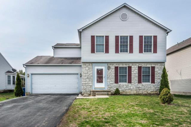299 Meadow Ash Drive, Lewis Center, OH 43035 (MLS #219010514) :: Berkshire Hathaway HomeServices Crager Tobin Real Estate