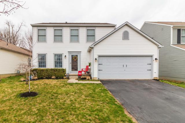 5106 Gredle Drive, Hilliard, OH 43026 (MLS #219010539) :: Shannon Grimm & Partners