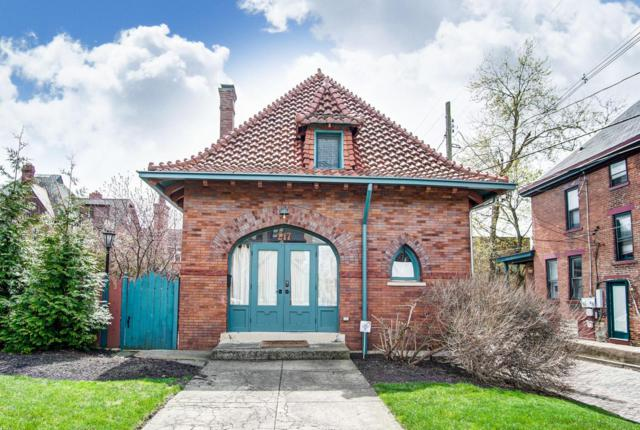 217 Buttles Avenue, Columbus, OH 43215 (MLS #219010967) :: Signature Real Estate