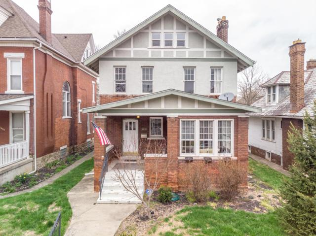 1638 Granville Street, Columbus, OH 43203 (MLS #219011143) :: Brenner Property Group | Keller Williams Capital Partners